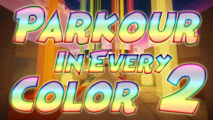 Parkour in Every Color 2